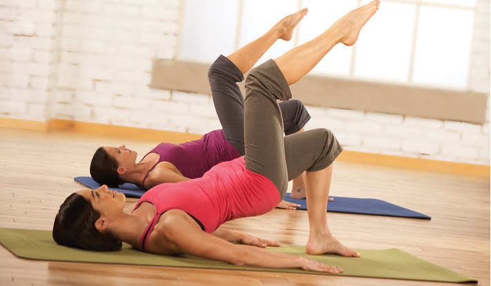 Pilates class offer UK