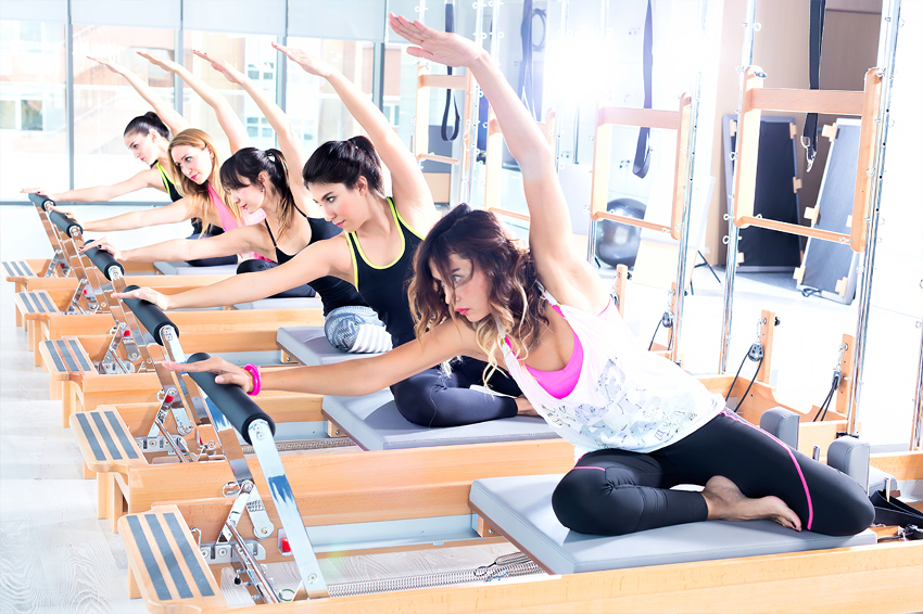 Pilates Class and Instructor News