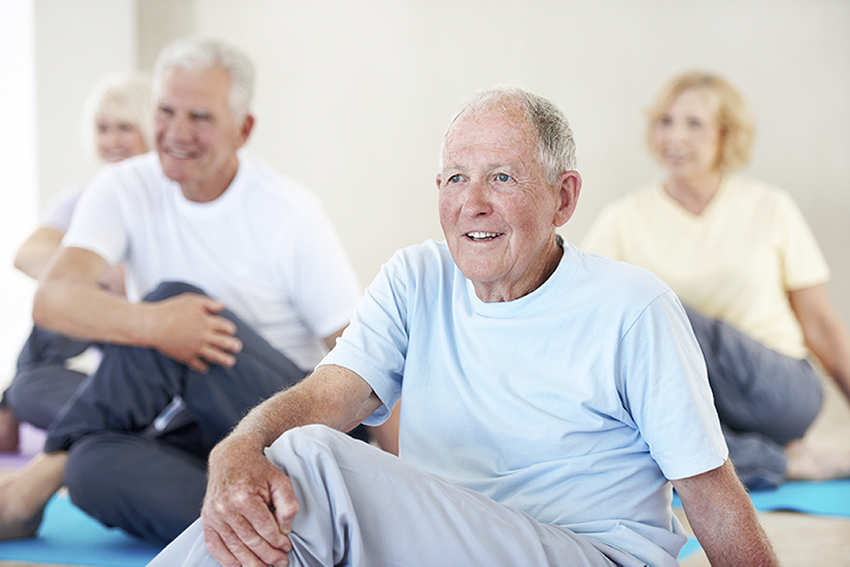 Senior's Pilates classes can reduce risk of falls