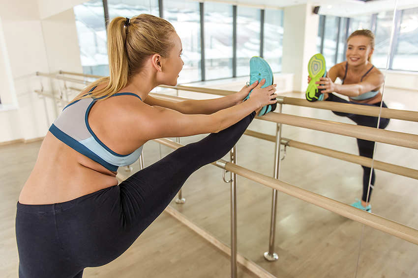 Dancers are using Pilates to improve their performances – are you?